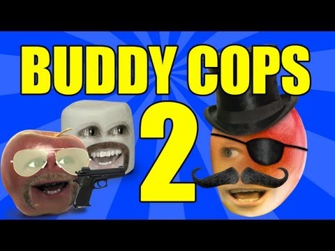 Annoying Orange - Buddy Cops 2: Stachehouse