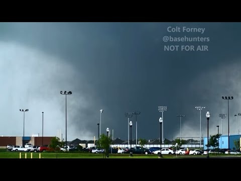Moore Tornado 2013 - Moore, OK HD Video Compilation