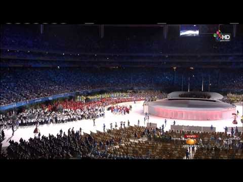 The Complete Opening Ceremony | Guadalajara 2011 Pan American Games HD