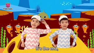 Baby shark sing and dance for kids