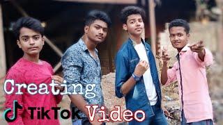 Creating Tik Tok Video || How we Create Tik Tok Video || My Today View