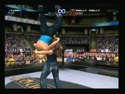 WWF SmackDown! Just Bring It - Ivory vs Molly Holly thumbnail
