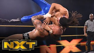 Karrion Kross decimates another opponent: WWE NXT, May 20, 2020