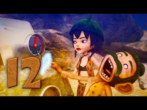 Oko Lele - Episode 12 - The electric car - animated short CGI - funny cartoon - Super ToonsTV thumbnail