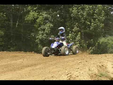 Buddy Williams Fox Racing Shox testing Video