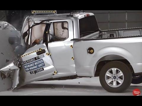 Aluminium Body vs Steel Body - Crash Test