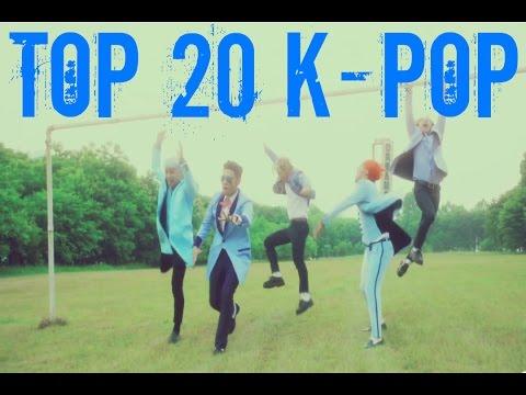 K-POP SONG CHART [TOP 20] JULY 2015 [WEEK 1]