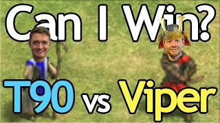 "Can I Win vs TheViper? ""I'm a Caster Man!"""
