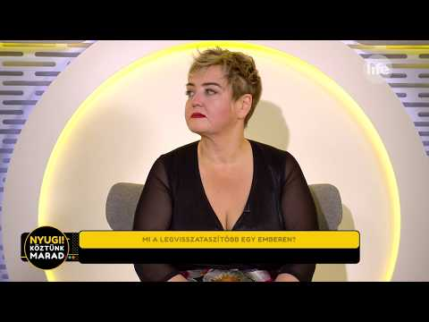 Mi a legvisszataszítóbb egy emberen? - Makány Márta, Vastag Csaba, Ganxsta Zolee - Life TV