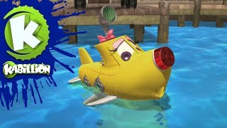 Dive Olly Dive: New Squid In Town