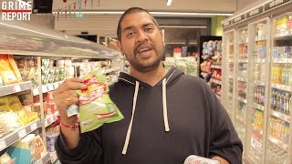 Angry Shopkeeper - The Five Pound Munch [@AngryShopkeeper] Grime Report Tv