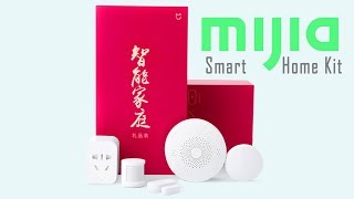 Обзор стартового набора для умного дома Xiaomi Smart Home Security Kit