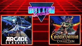 Konami Collections Review (Arcade Classics/Castlevania) - Button Smash