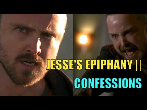 Jesse's Epiphany    Jesse Pinkman & Heisenberg    Breaking Bad Tribute Final Eight