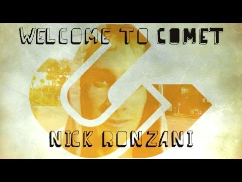 Comet Skateboards // Welcomes Nick Ronzani