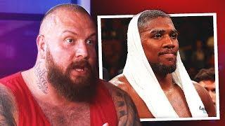 True Geordie reviews Anthony Joshua's defeat to Andy Ruiz Jr