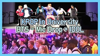 [Kpop In Public Challenge] BTS - IDOL & Mic Drop (Steve Aoki ver.) Dance & Vocal Cover