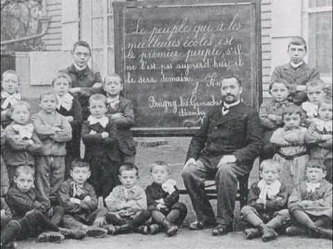 Alphonse Daudet : La dernière Classe