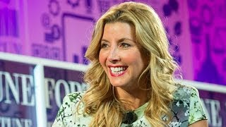 Sara Blakely: My inspiration was my own butt
