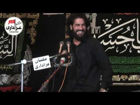 Zakir Ijaz Hussain Jhandvi I 2  Muharram 2018 I ImamBargah Shah Yousaf Gardez Multan