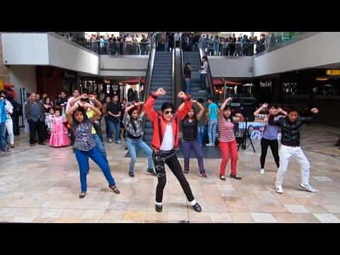 Thiller Flashmob Cc Real Plaza | Michael Jackson Perú Jhon Palacios