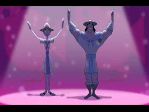 Kuzco 2 King Kronk Let's groove tonight Music Videos