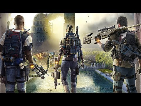The Division 2 — Падение Вашингтона | ТРЕЙЛЕР (на русском) | E3 2018