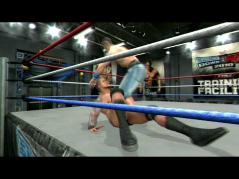 WWE Smackdown vs. Raw 2010 PS3 Review (HD)