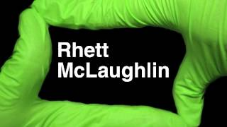 How to Pronounce Rhett McLaughlin YouTuber Rhett & Link Good Mythical Morning