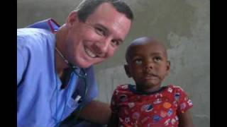 Dr Michael R Lebens In Haiti