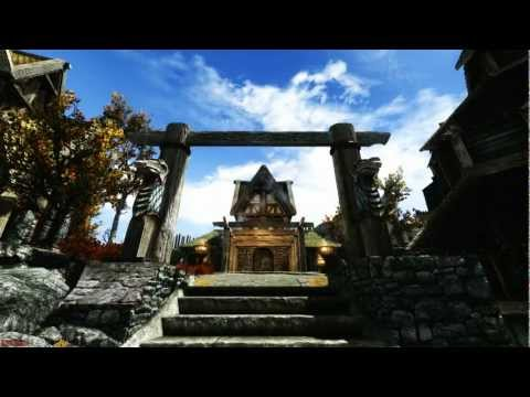 Skyrim - RealVision ENB - Climates of Tamriel Edition [ PC | HD 1080p ]