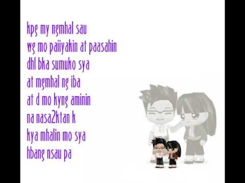 TAGALOG LOVE QUOTES - PART 7. 3:52. LYRICS Lately I've been thinking about