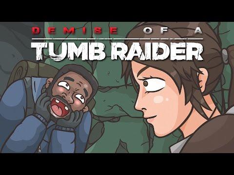 Demise Of A Tumb Raider (Rise Of The Tomb Raider Parody)