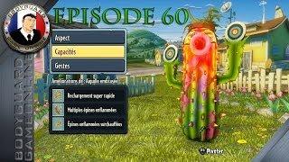 Plants vs Zombies Garden Warfare Let's Play Épisode 60 [Cactus de Feu]