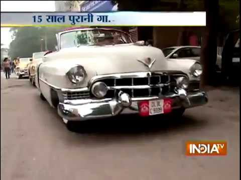 National Green Tribunal orders old vehicles off Delhi roads