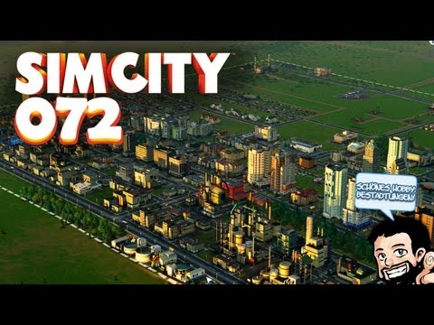 SIM CITY [HD+] #072 - Städtehopping