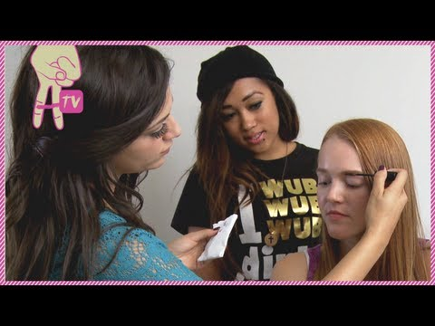 Make Me Over - Macbarbie07 Makes Over Lauren - Make Me Over Ep. 15