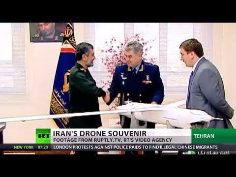 Iran's Drone Souvenir: Tehran presents Russia with copy of hacked ScanEagle