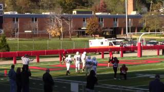 video Luke Thomas QB#7 - 39 yd Touchdown Run
