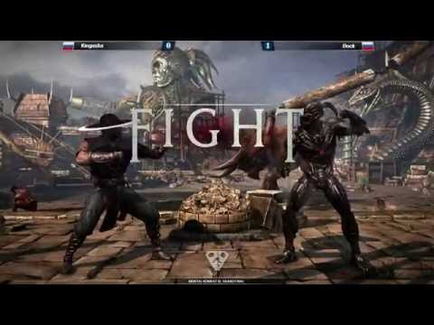 Mortal Kombat X Tournament   MFA 2016 - Grand Final