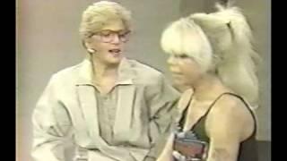 Wendy O Williams (The Plasmatics) - 1984 interview