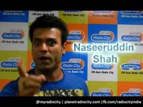 Wishing Happy New Year in Aziz Naser Style- Radio City Hyderabad!   Planet Radio City