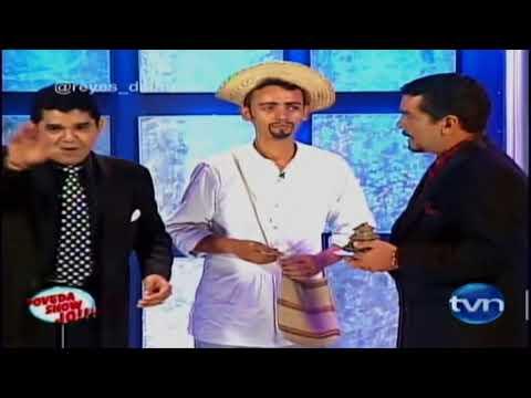 Ricardo Serrano - El Compa (Actuando como El Político)