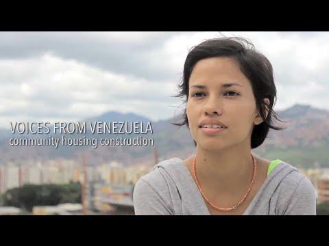 Voices from Venezuela: Community Housing Construction