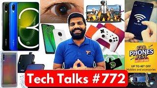 Tech Talks #772 - Realme 3 Pro Specs, PUBG No Limit, Whatsapp Calling Paid? Samsung A60 A70