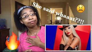 Iggy Azalea - Sally Walker (Official Music Video)||REACTION VIDEO
