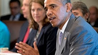 Obama to Cabinet: 'Be Creative, Fix Problems  7/1/14   (White House)