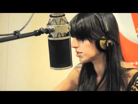 Brooke Fraser - Violet Hill (Live bei Radio Hamburg)