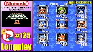 NES Longplay Mega Man 3