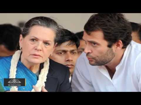 Sonia Gandhi Demands BJP 'First Resignations, Then Discussions'